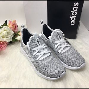 adidas Shoes - 🍀💕Adidas Cloudfoam gray wmns sneaker🍀💕